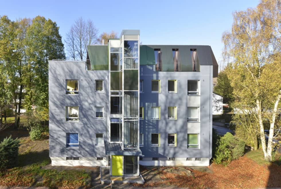 STC17: ausgefallene Häuser von and8 Architekten Aisslinger + Bracht