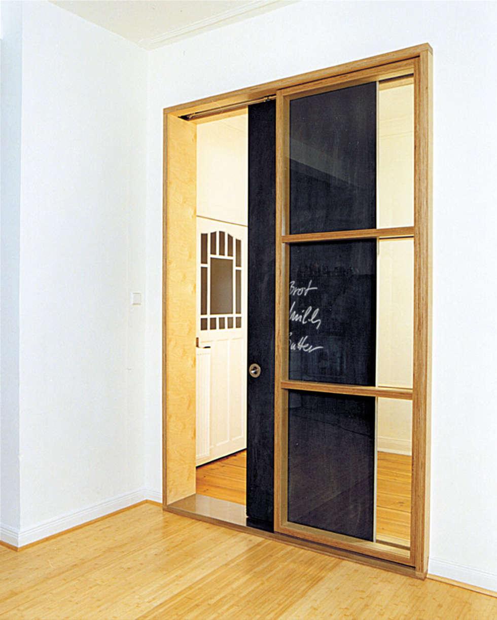 Schiebetür:  Schiebetür von and8 Architekten Aisslinger + Bracht