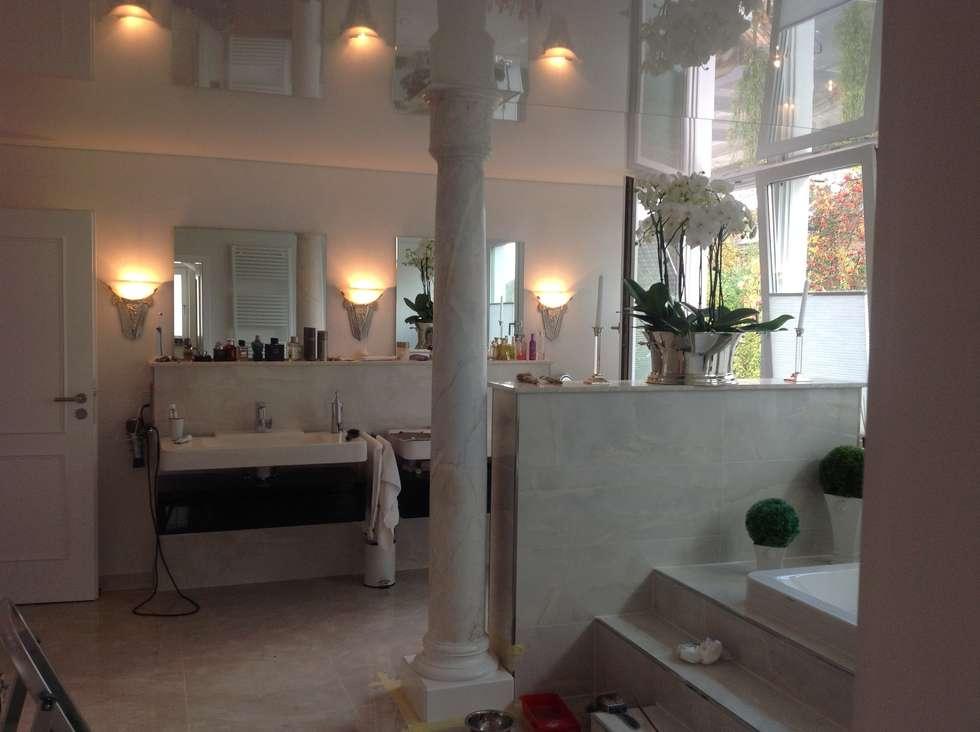 badezimmer s ulen. Black Bedroom Furniture Sets. Home Design Ideas