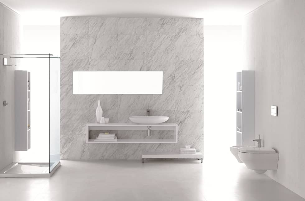 Idee arredamento casa interior design homify for Arredamento minimal moderno