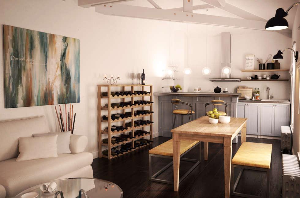 www.karineperez.com: Cuisine de style de style Classique par Agence KP