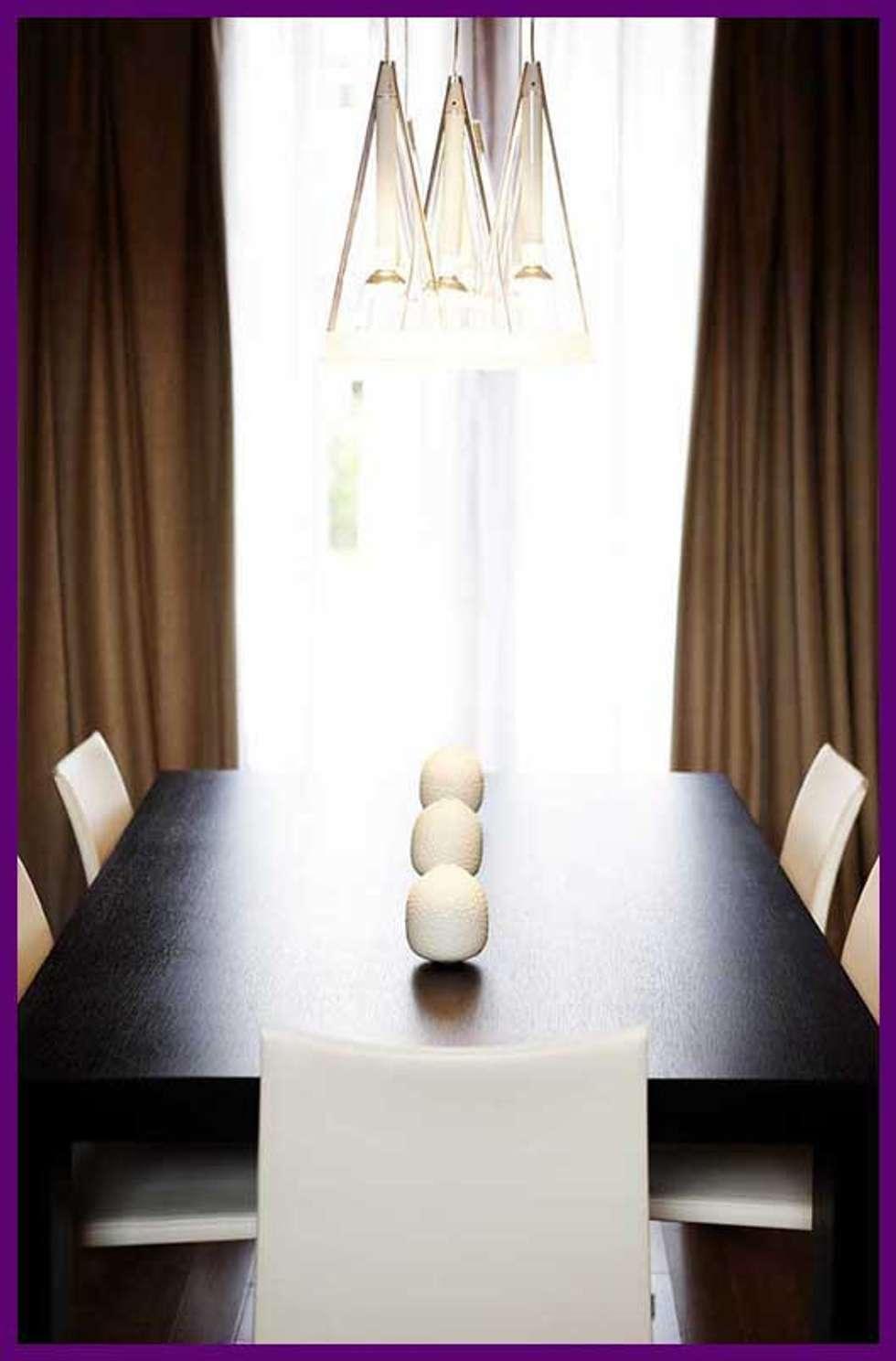 www.karineperez.com: Salle à manger de style de style Moderne par Agence KP