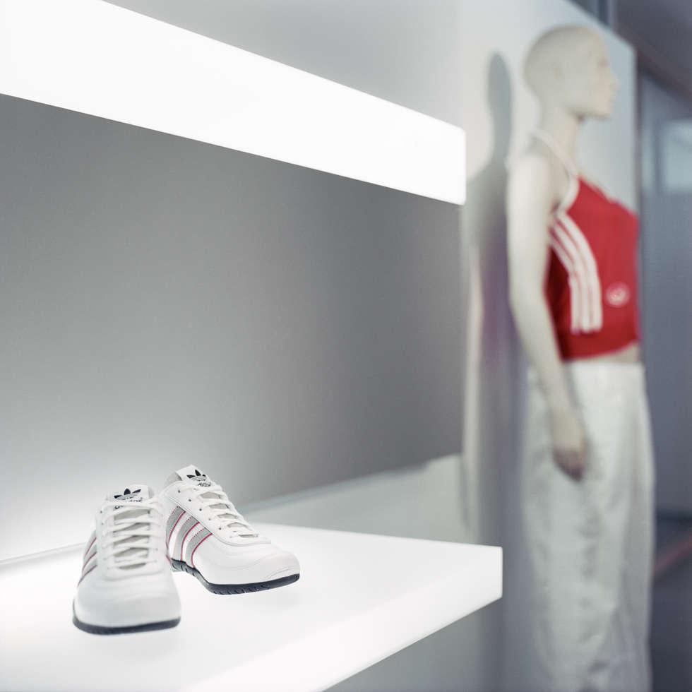 Produktpräsentation:  Geschäftsräume & Stores von Marius Schreyer Design