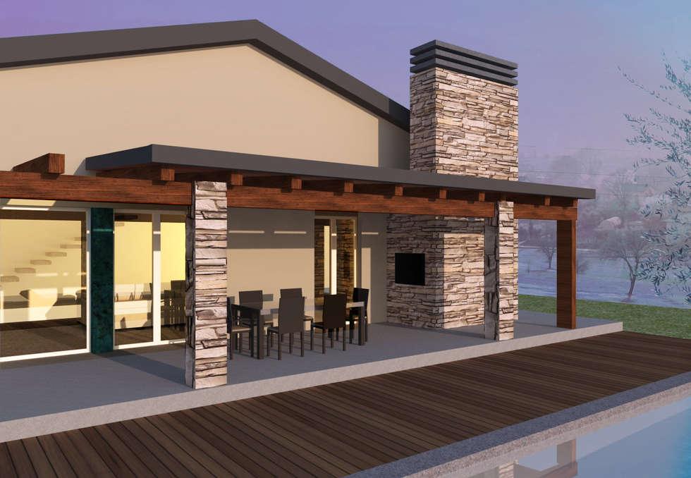 Idee arredamento casa interior design homify - Idee fuori casa ...