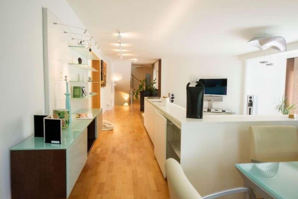 Exklusives Wohn  Und Esszimmer : Moderne Wohnzimmer Von TRÄUME   Ideen Raum  Geben