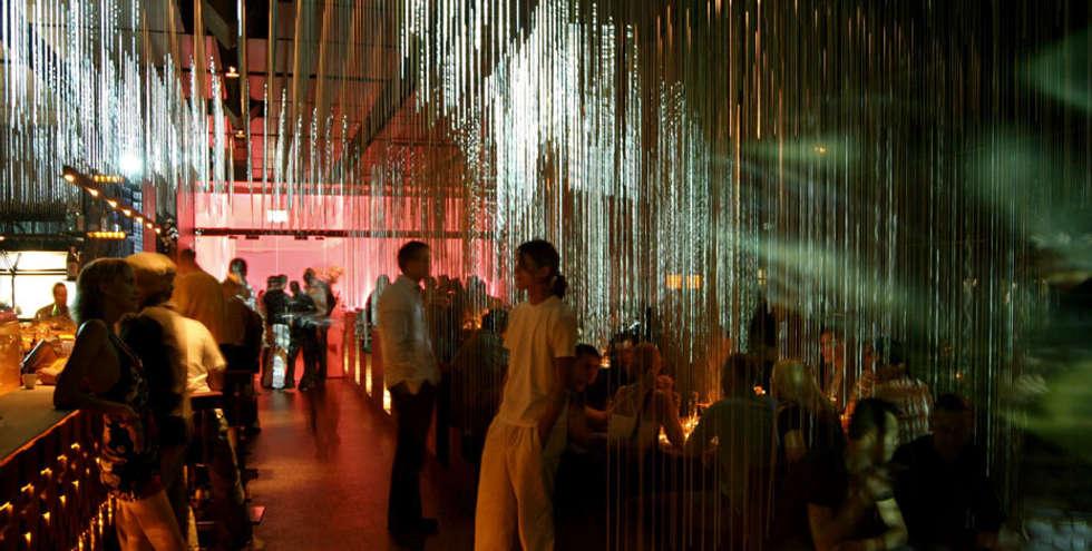 RESTAURANT MICRO:  Bars & Clubs von Philipp Walter