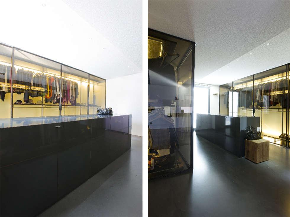 Atelier-Wohnung:  Ladenflächen von Lehmann Art Deco Architekt
