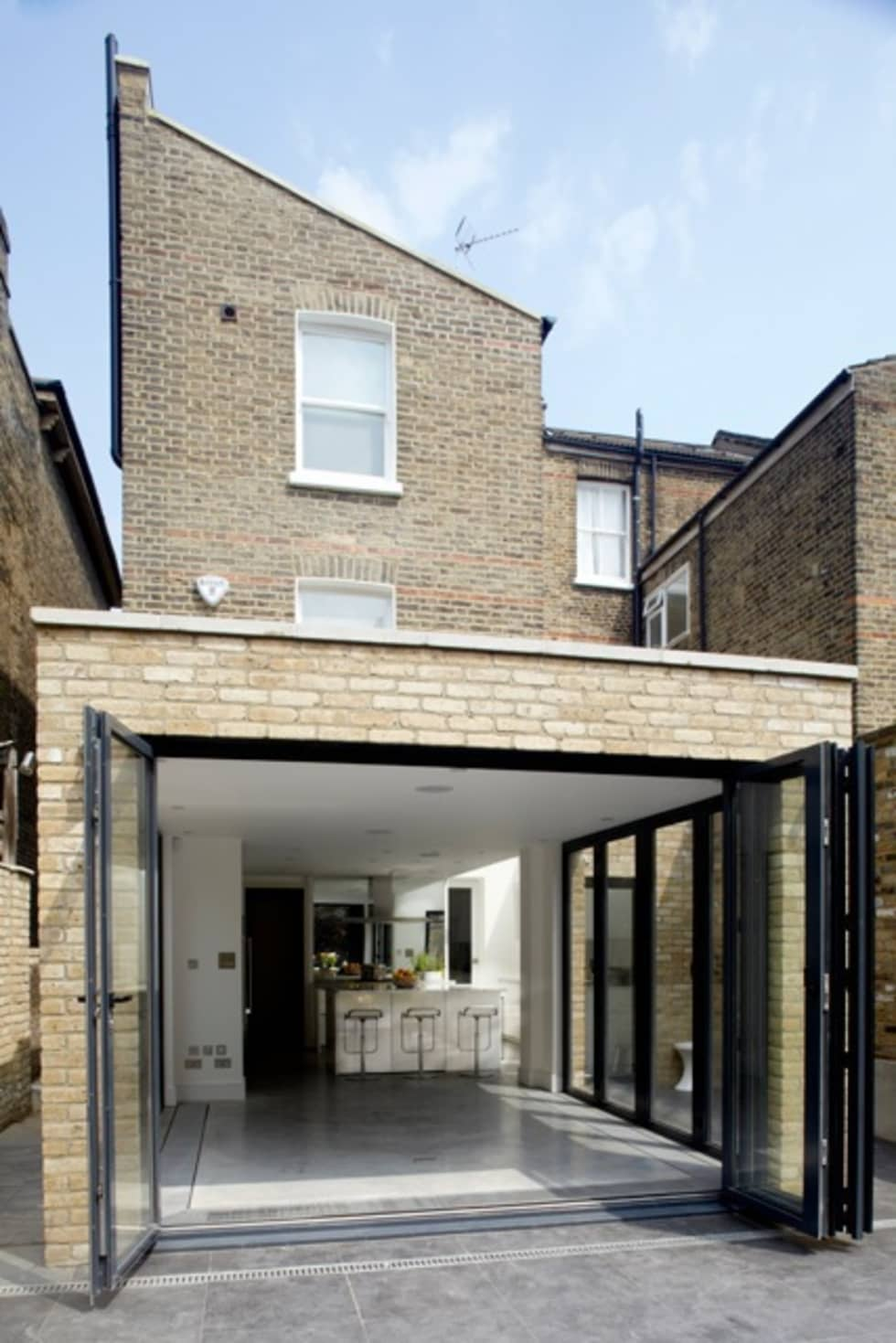 Vauxhall House:   by TLA Studio