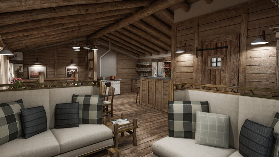 Idee arredamento casa interior design homify for Idee di arredamento casa