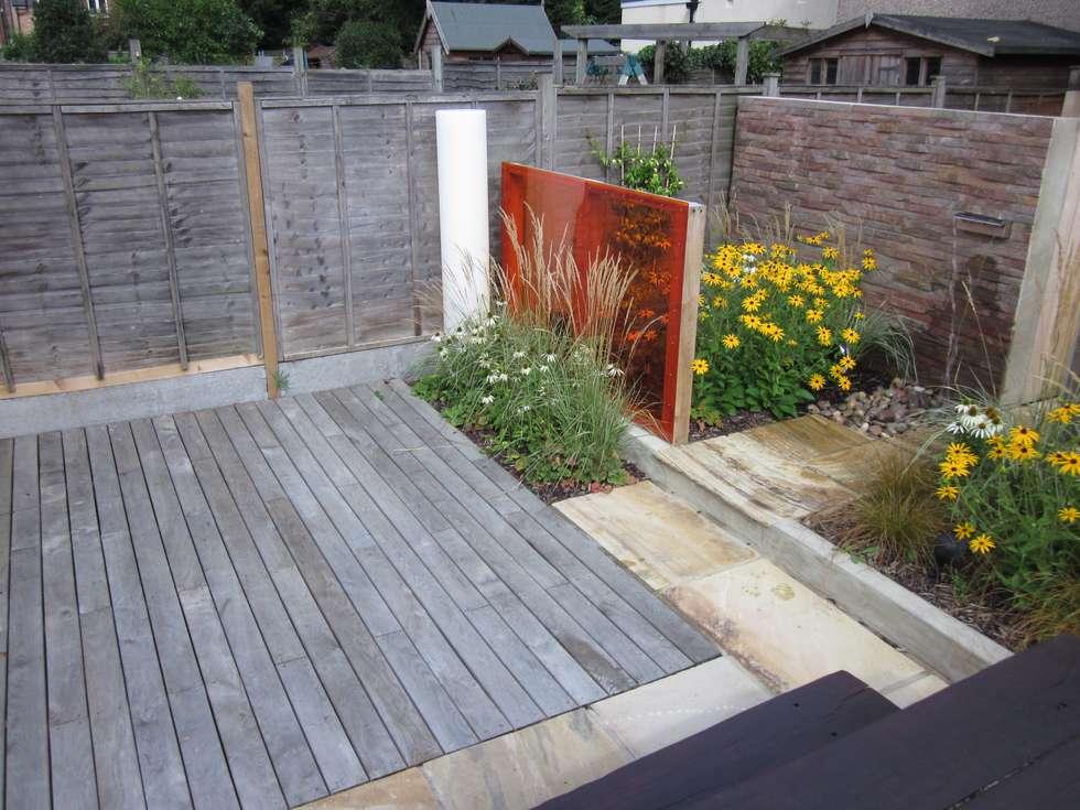 Interior design ideas redecorating remodeling photos for Garden design north london