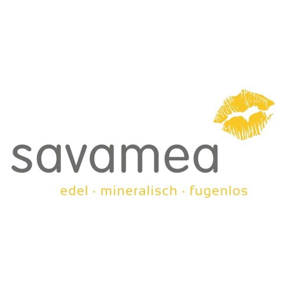 Savamea | edel - mineralisch - fugenlos: moderne Wohnzimmer von Savamea  |  edel - mineralisch - fugenlos