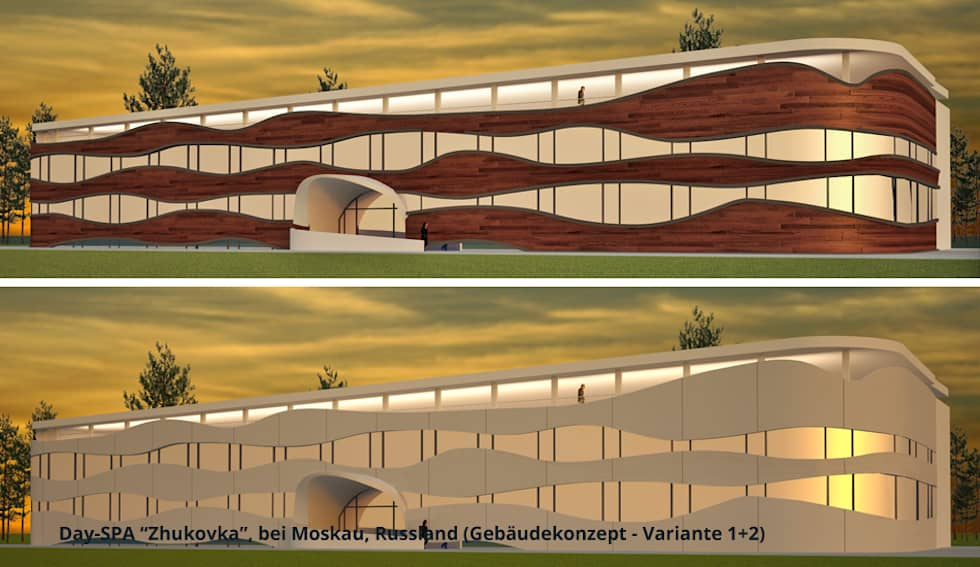 Day-SPA - Projektentwicklung:  Praxen von GID│GOLDMANN - INTERIOR - DESIGN