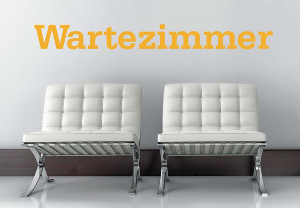 Wandtattoo Wartezimmer 02 :  Praxen von K&L Wall Art