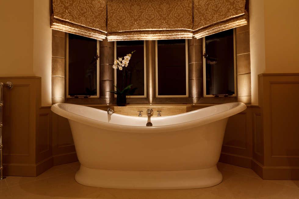 Interior design ideas redecorating remodeling photos for Bathroom design yorkshire