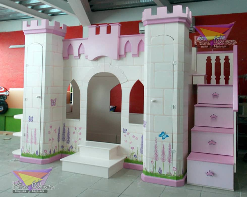classic room by camas y literas infantiles kids world