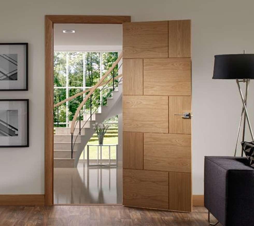 Modern Doors Ltdが手掛けた窓&ドア