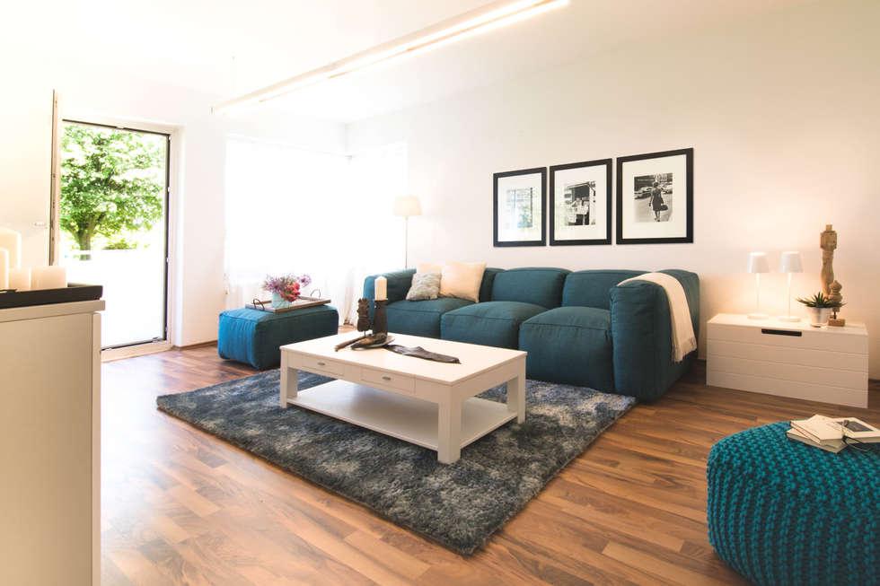 Wohnideen interior design einrichtungsideen bilder - Wohnzimmer dortmund ...
