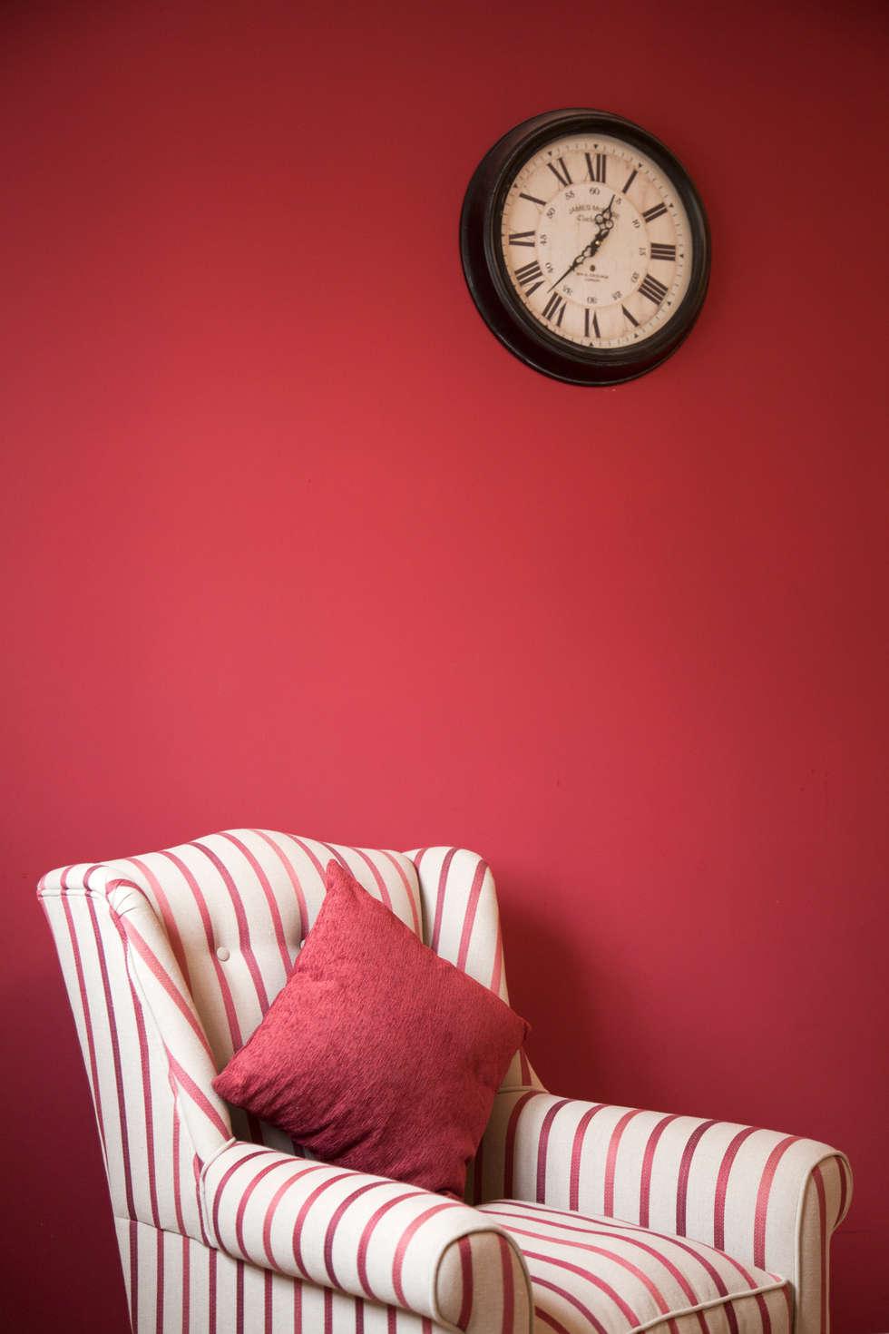 Рабочие кабинеты в . Автор – Designs for Living by Claire Beckhaus