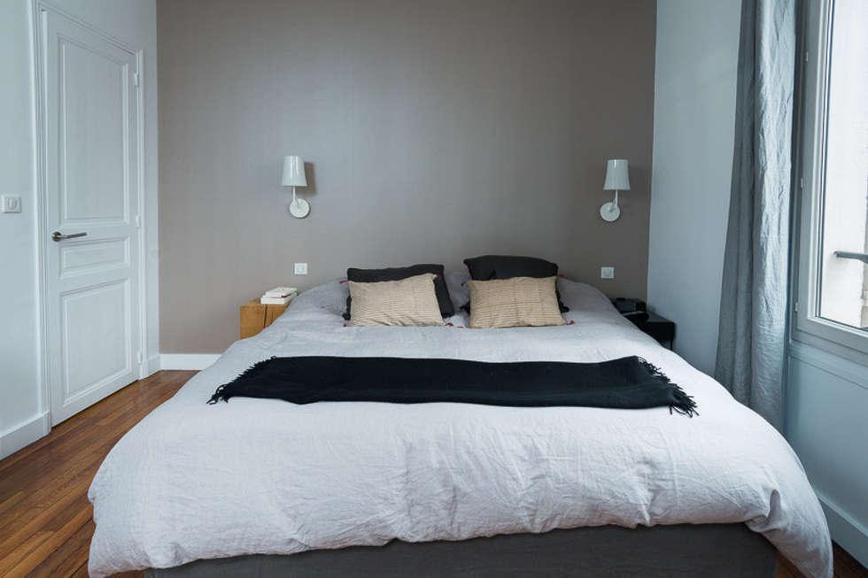 Chambre :  de style  par Interieurs Autrement