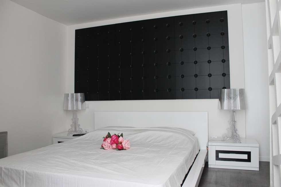 Chambre moderne: Chambre de style de style Moderne par Agence ADI-HOME