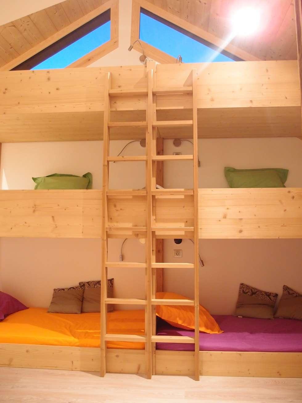 Dortoir Enfants: Maisons de style de style Moderne par DAI Création