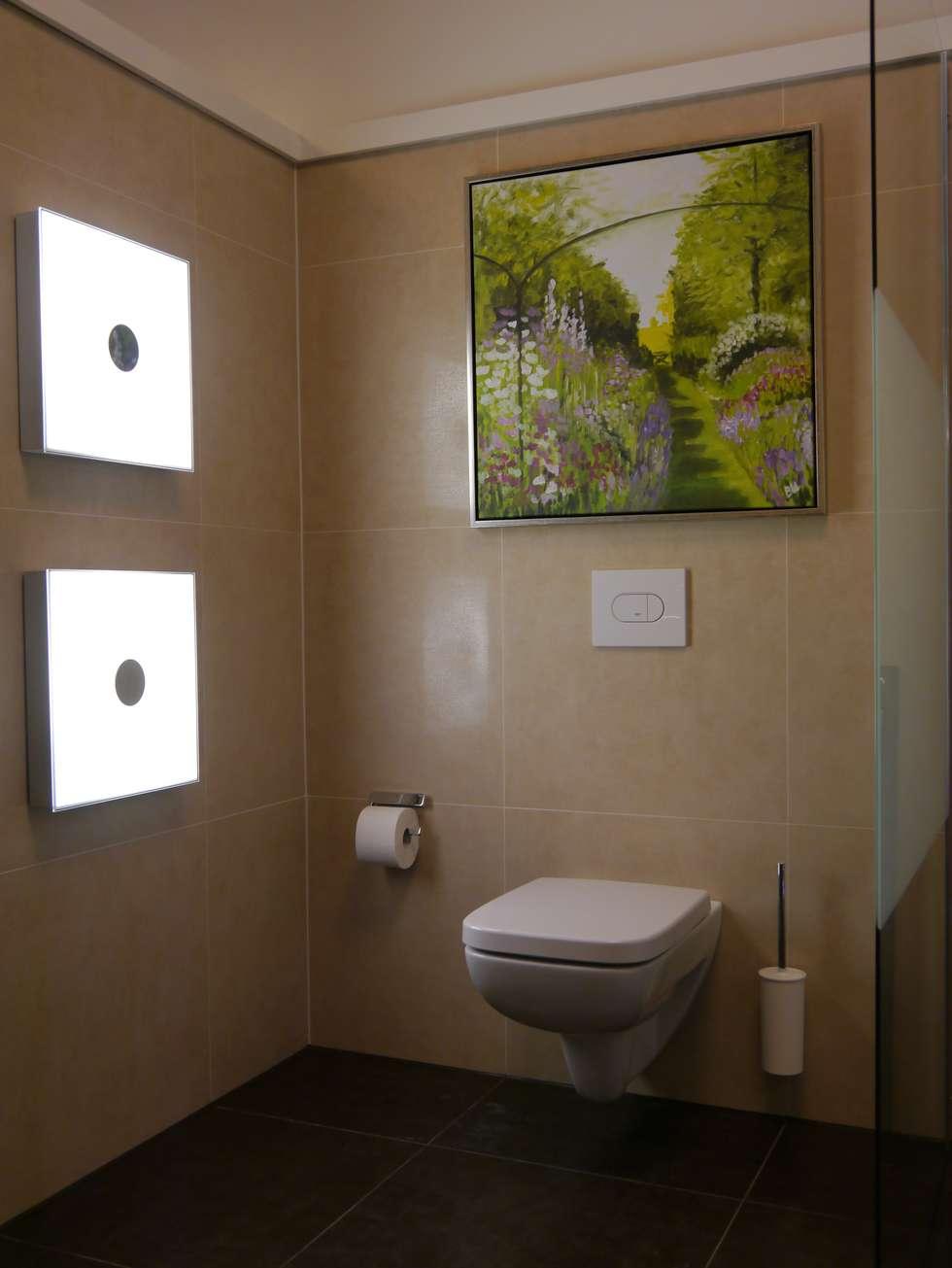 Klassische Badezimmer ...