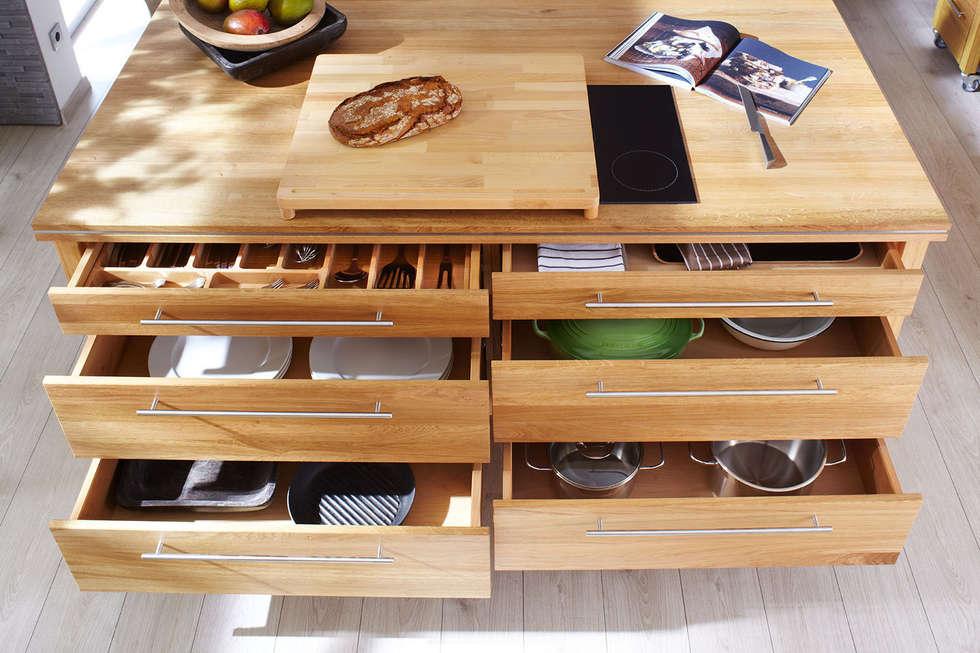 Küchenmöbel freistehend landhausstil  Wohnideen, Interior Design, Einrichtungsideen & Bilder | homify