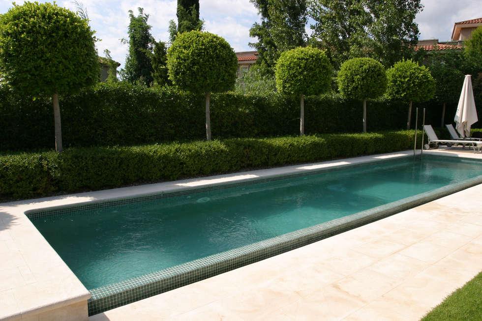 Fotos de decora o design de interiores e remodela es for Jardines y piscinas borrego