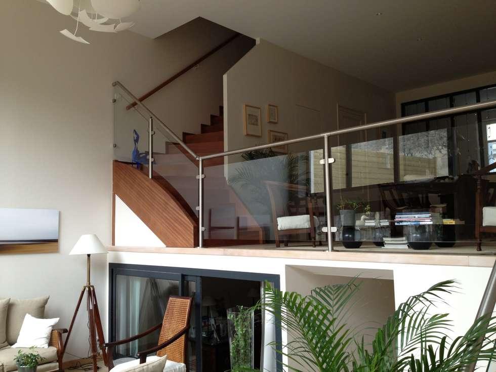 Echoppe Bordelaise: Salon de style de style Moderne par AUDE SWEET HOME