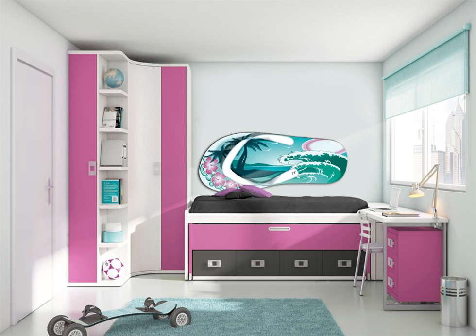 Fotos de decoraci n y dise o de interiores homify for Cabezal cama acolchado
