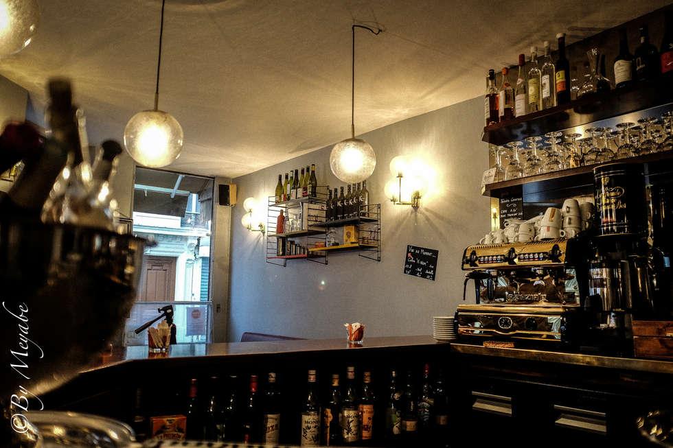 Bar: Restaurants de style  par Sandra Dages