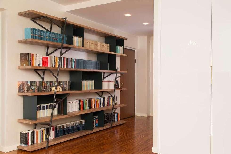 Idee arredamento casa interior design homify for Piani di casa di log in stile ranch