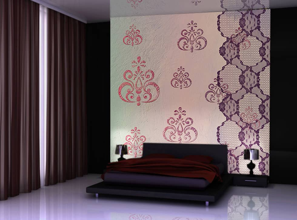 lit baroque moderne amazing a baroque bed should be an invitation to chic and pleasure donut. Black Bedroom Furniture Sets. Home Design Ideas