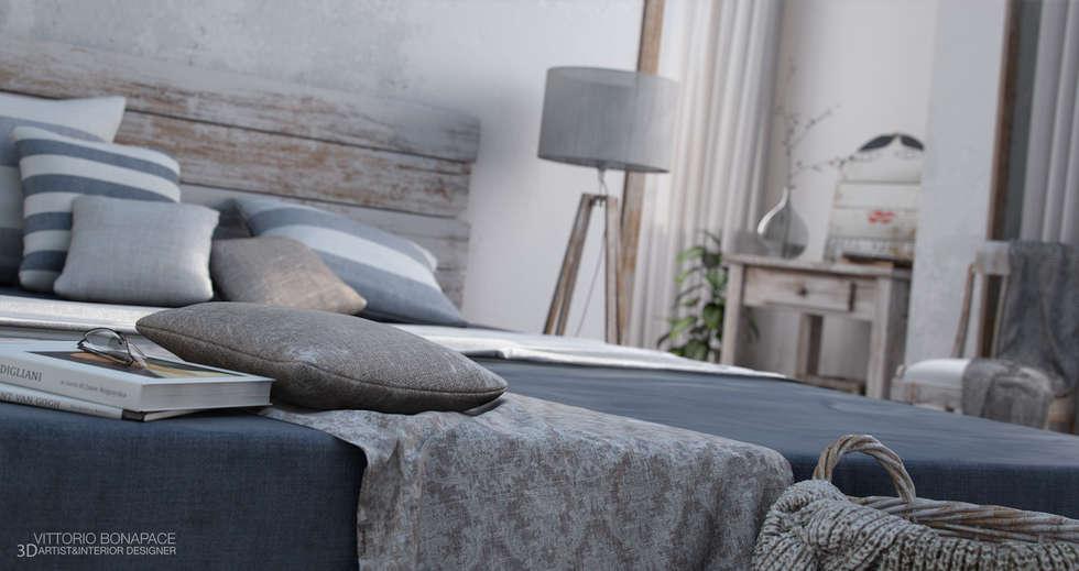 Idee arredamento casa interior design homify for Camera da letto interior design