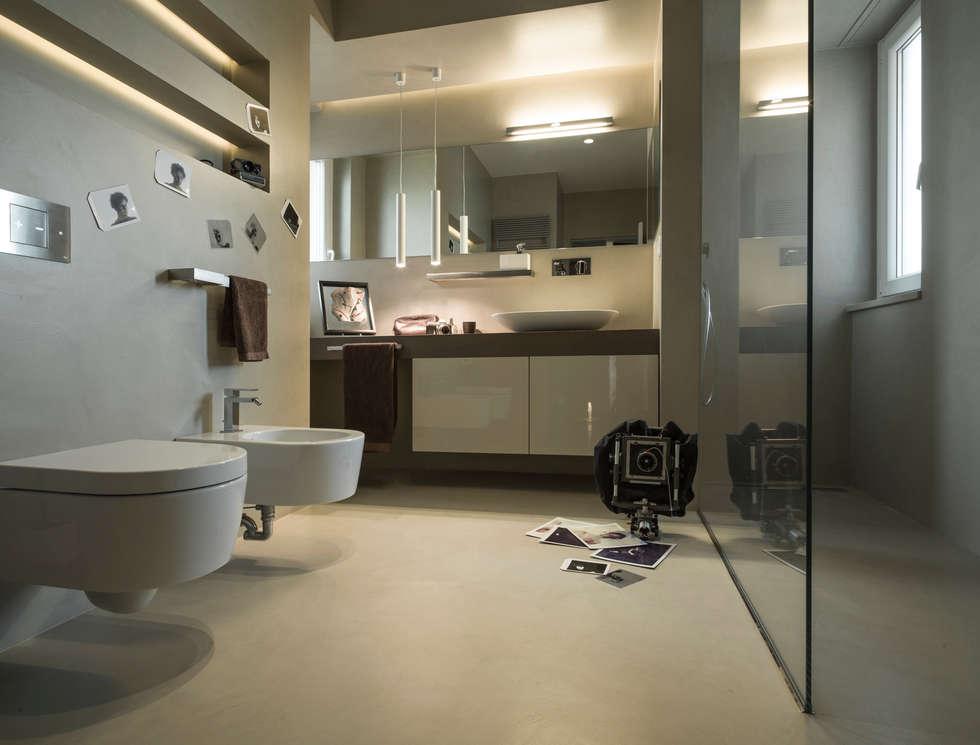 Idee arredamento casa interior design homify - Cibi per andare in bagno ...