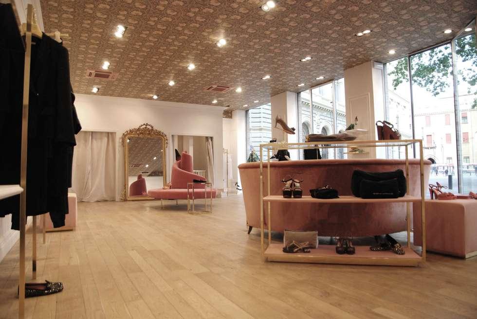Wohnideen interior design einrichtungsideen bilder for Boutique bologna