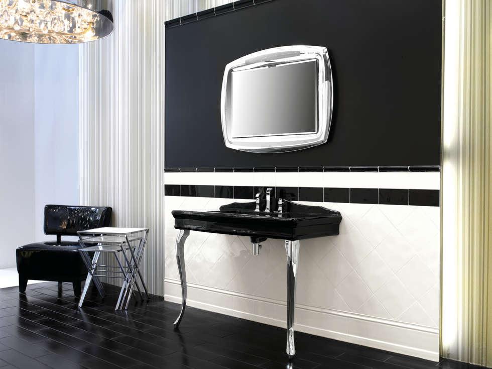 Idee arredamento casa interior design homify - Ceramiche grazia bagno ...