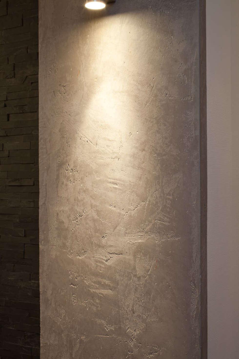 Wohnraum Wandgestaltung Mit Marmorputz: Moderne Esszimmer Von Einwandfrei    Innovative Malerarbeiten OHG