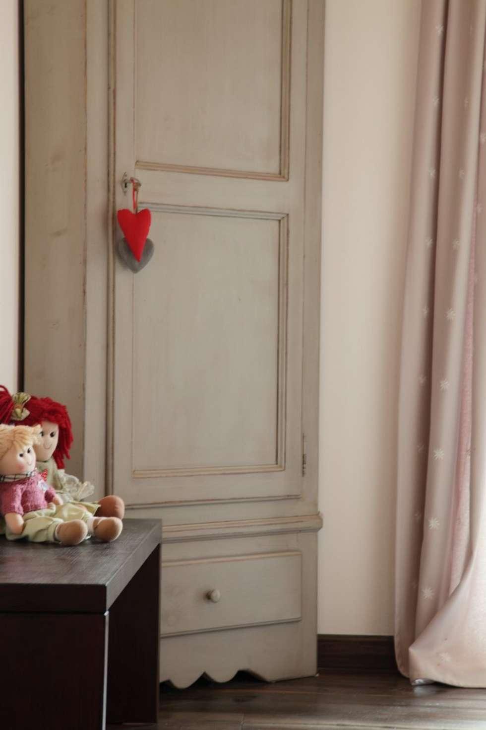 dettagli d 39 arredo stanza dei bambini in stile in stile