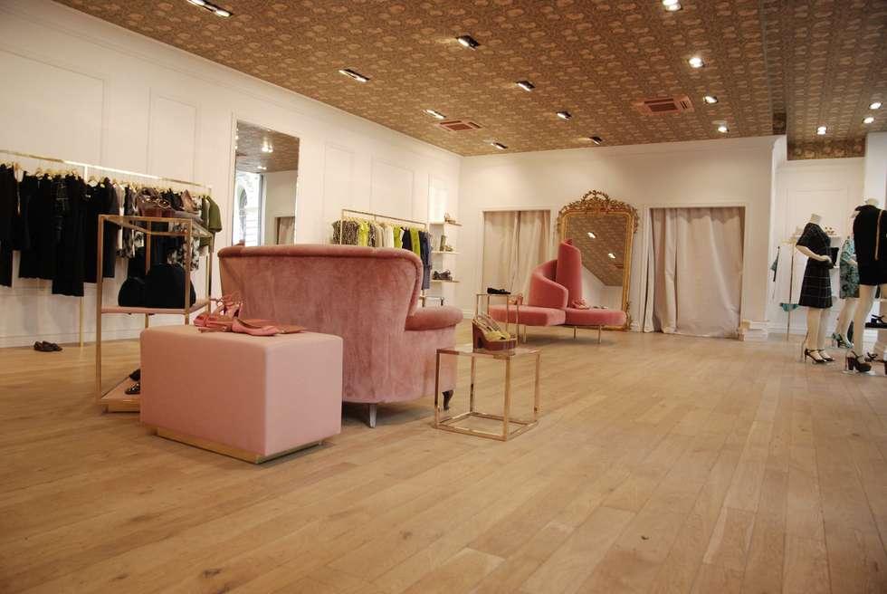 Idee arredamento casa interior design homify for Boutique bologna
