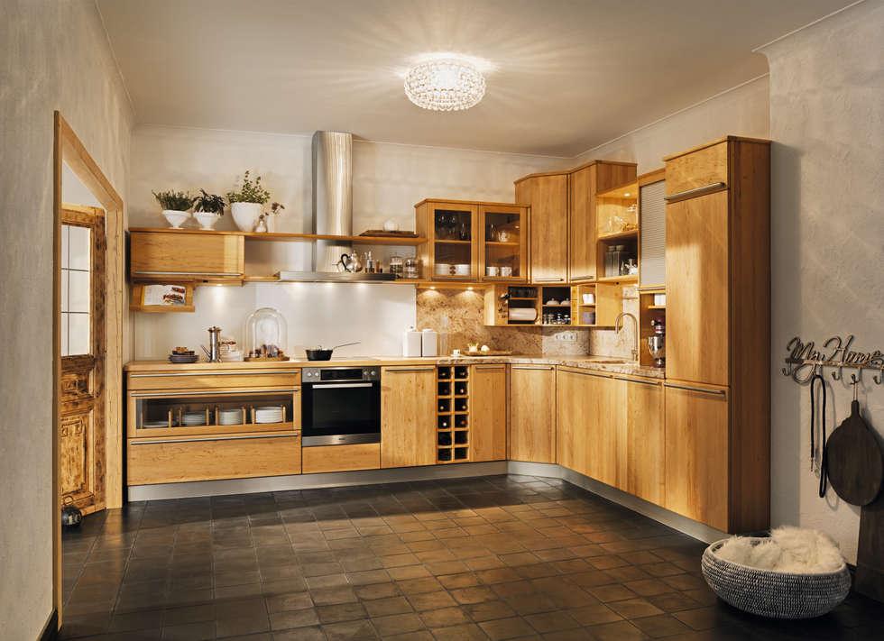 Küche rondo klassische küche von eckhart bald naturmöbel