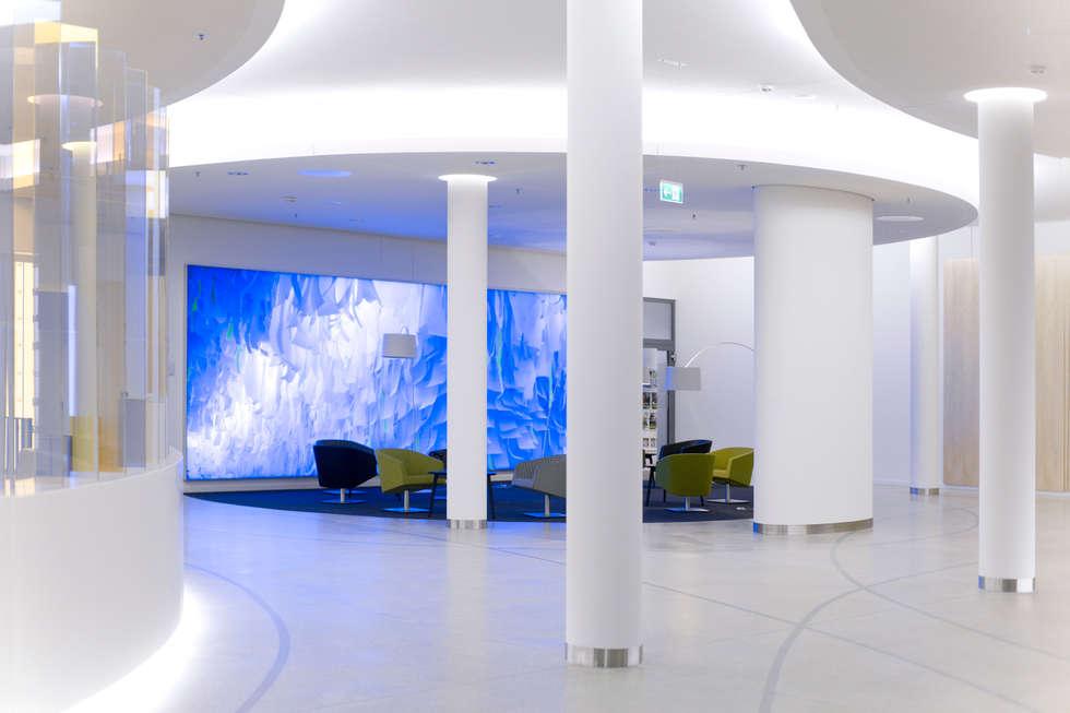 Projekty,   zaprojektowane przez MAASS-Licht Lichtplanung