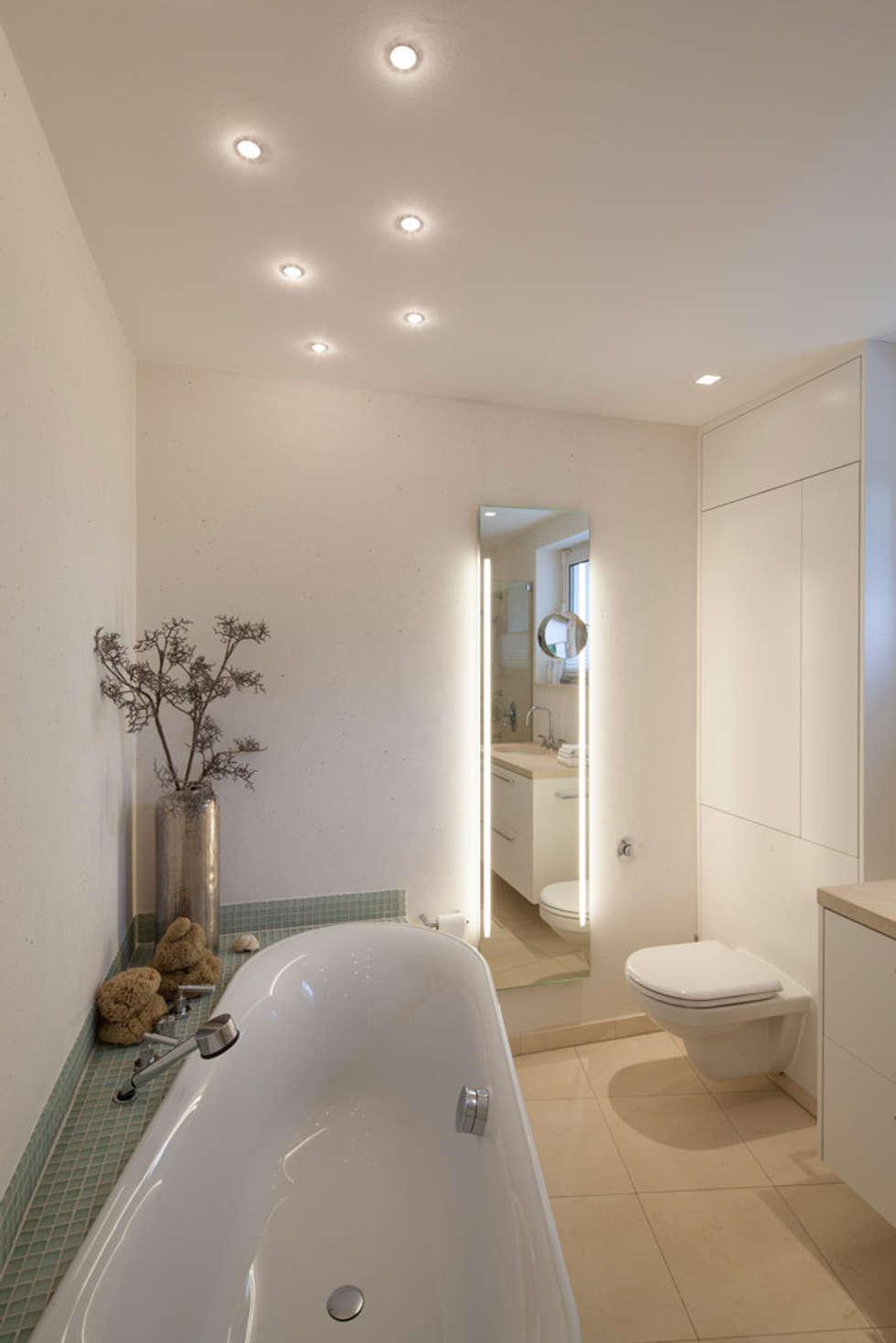 Wohnideen interior design einrichtungsideen bilder for Marmorputz badezimmer