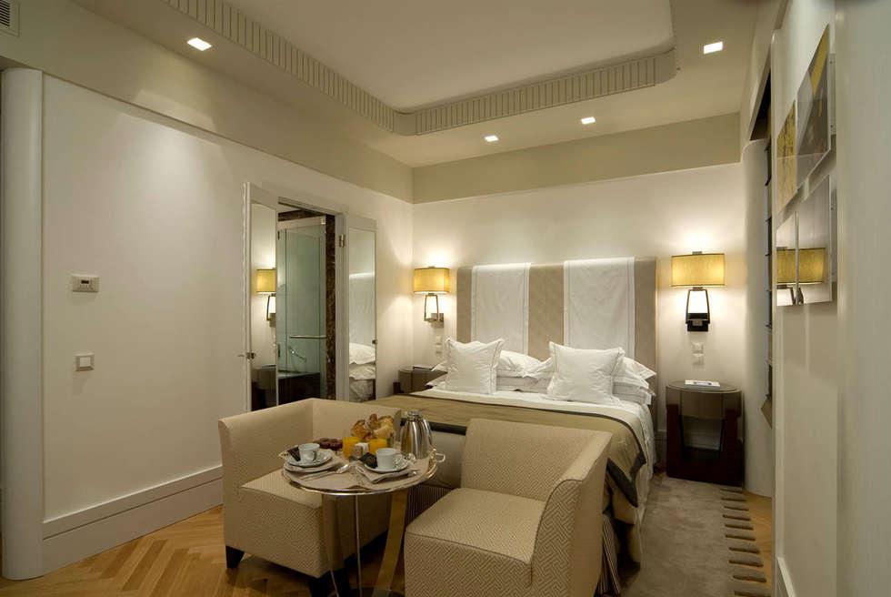 Idee arredamento casa interior design homify for Design hotel genova