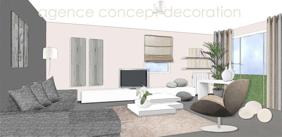 Wohnideen interior design einrichtungsideen bilder for Agencement entree