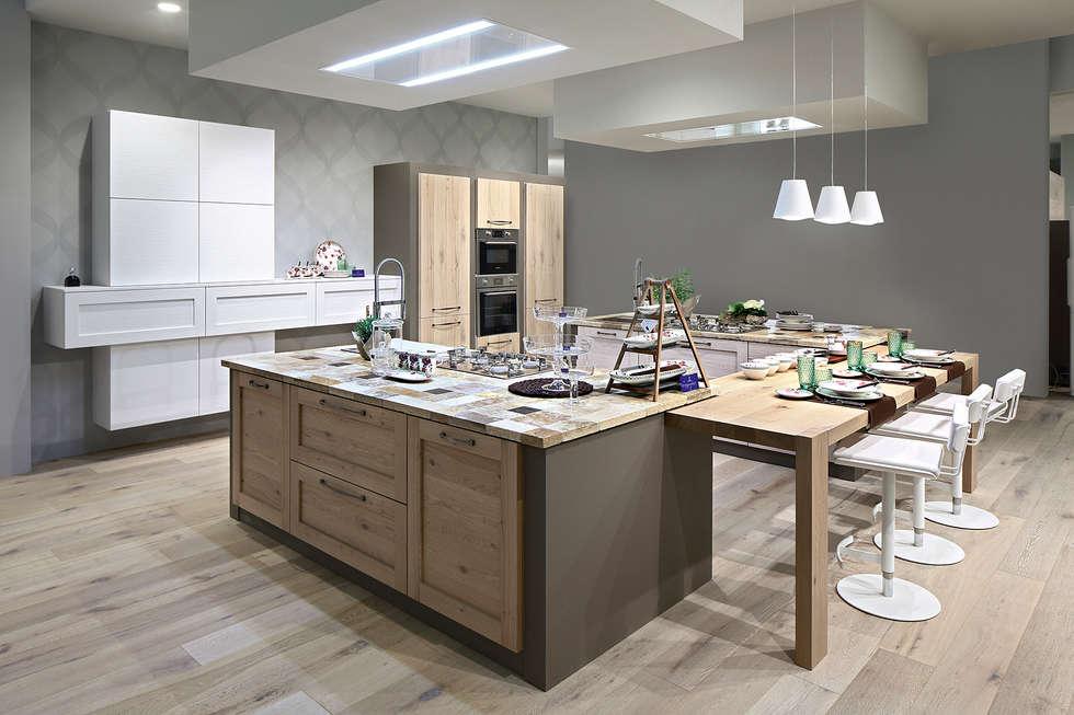 Idee arredamento casa interior design homify - Cucine arrex qualita ...