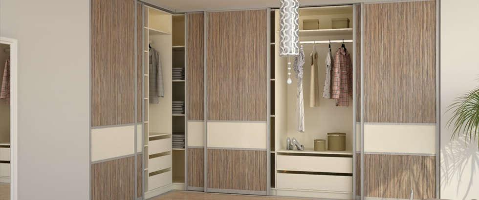 eckschränke schlafzimmer trendiges design weiße ecke schlafzimmer ...