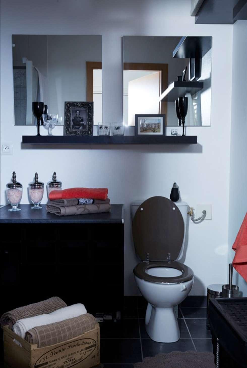 Salle de bain:  de style  par Soraya Deffar / Un Pretexte