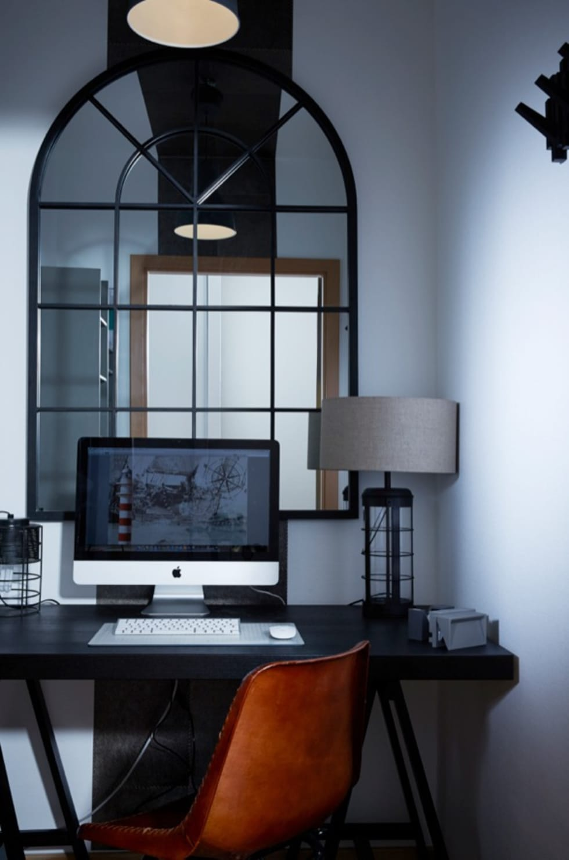 Bureau:  de style  par Soraya Deffar / Un Pretexte