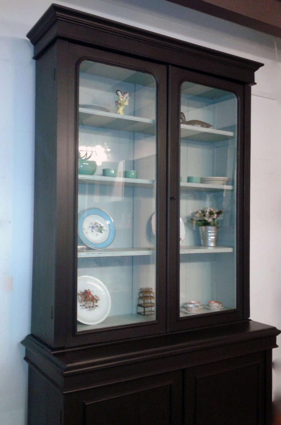 Fotos de decoraci n y dise o de interiores homify - Alacenas de cocina antiguas ...
